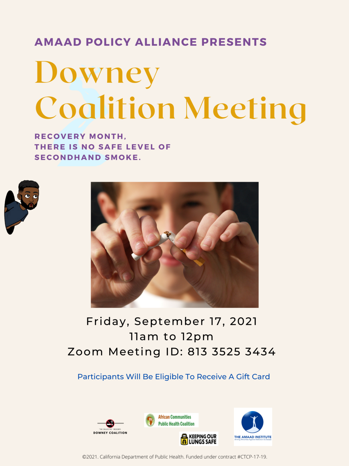20210917 Downey Coalition Flyer